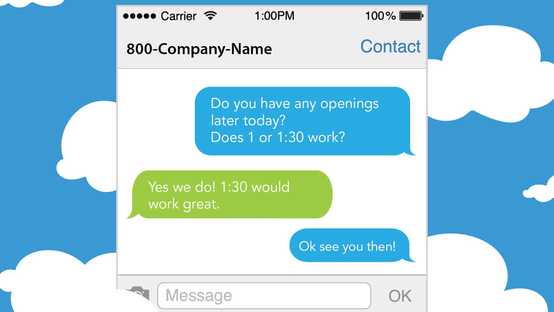 Why Enable Text Messaging For Your Business 800 Number